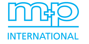 M+P International logotyp